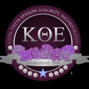 Kappa Theta Epsilon Sorority Logo