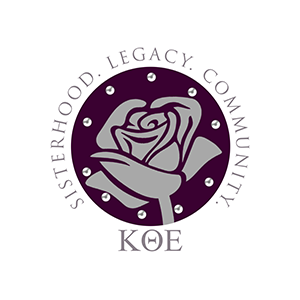 Kappa Theta Epsilon Sorority Sisterhood logo