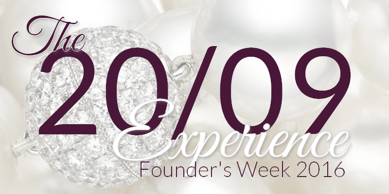 The 20/09 Experience: KΘE Sorority Founder's Week 2016
