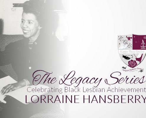Kappa Theta Epsilon Salutes Lorraine Hansberry